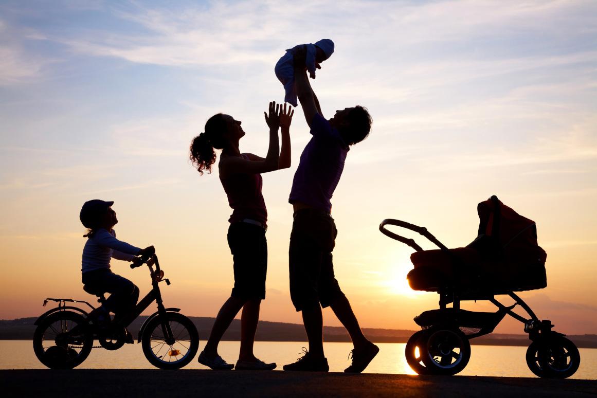Gli italiani e il valore della famiglia