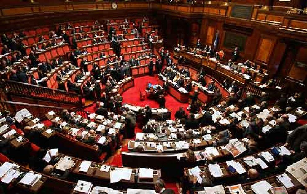 La composizione del nuovo parlamento t mag il magazine for Composizione del parlamento italiano oggi