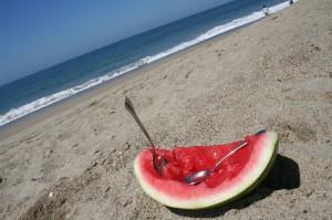 Ferragosto-Anguria-in-Spiaggia