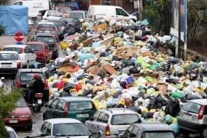 traffico rifiuti
