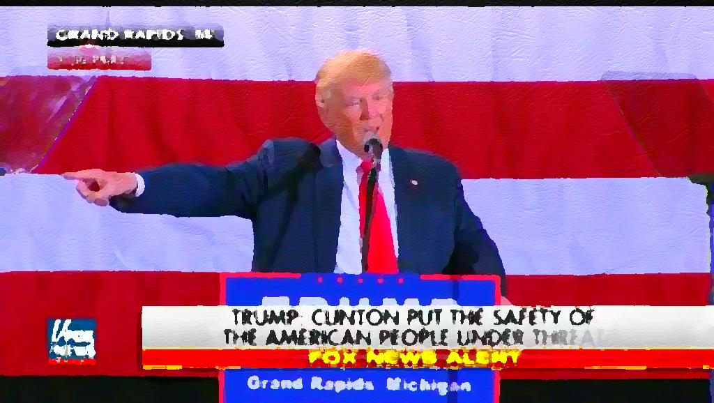 Usa, scatta la campagna contro i Clinton