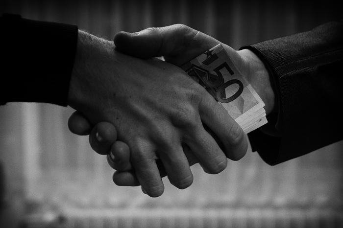 Corruzione: Italia come Cuba, sessantesima nel Mondo