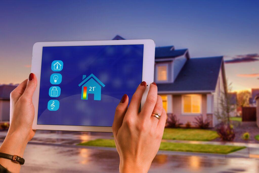 dispositivi smart home in crescita